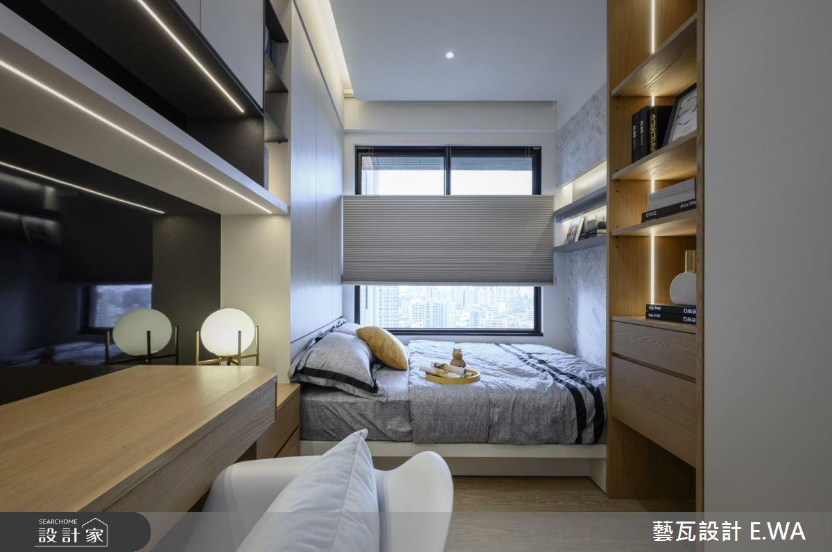 56坪新成屋(5年以下)_現代風案例圖片_藝瓦室內設計_藝瓦_29之10