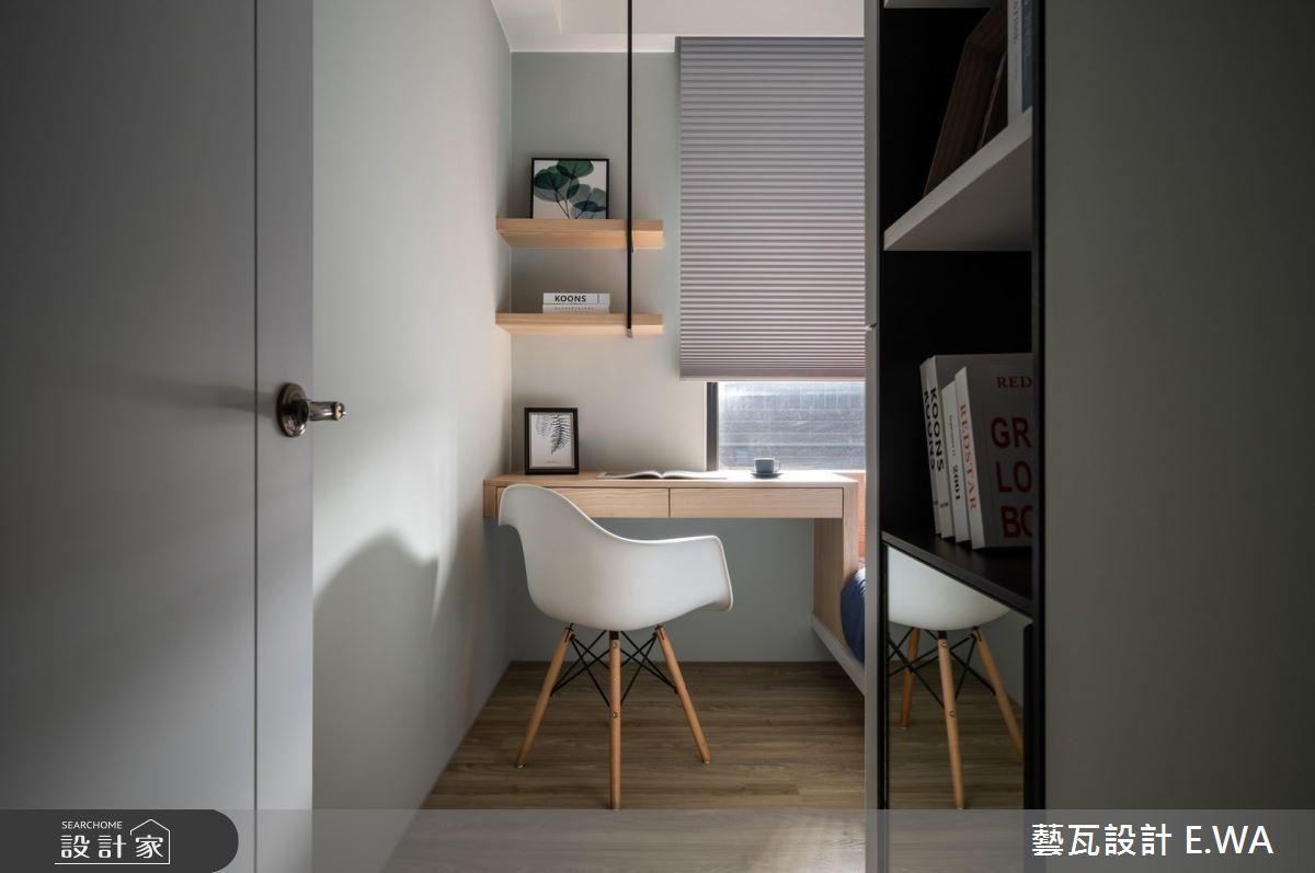 27坪新成屋(5年以下)_北歐風案例圖片_藝瓦室內設計_藝瓦_32之8