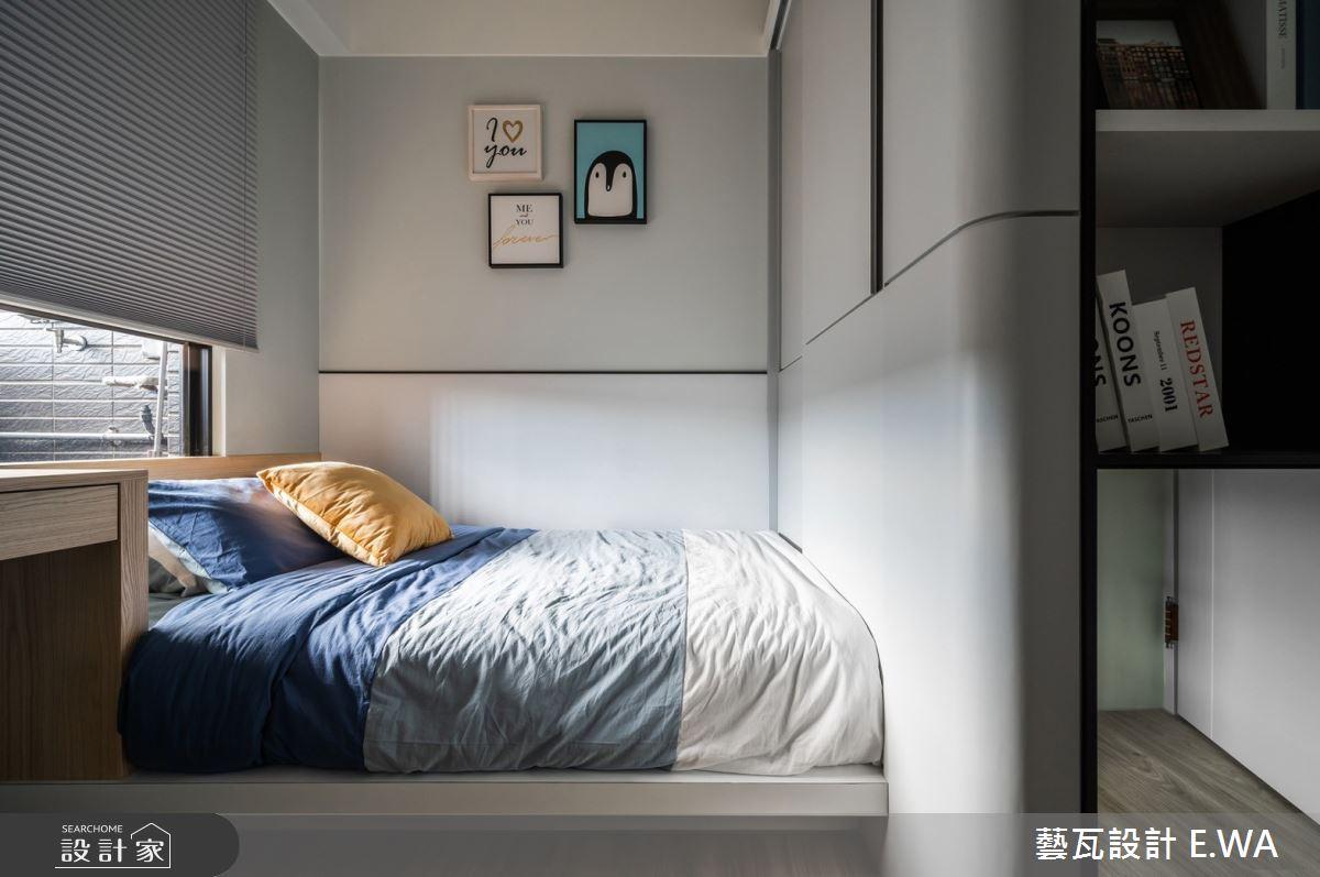 27坪新成屋(5年以下)_北歐風案例圖片_藝瓦室內設計_藝瓦_32之10