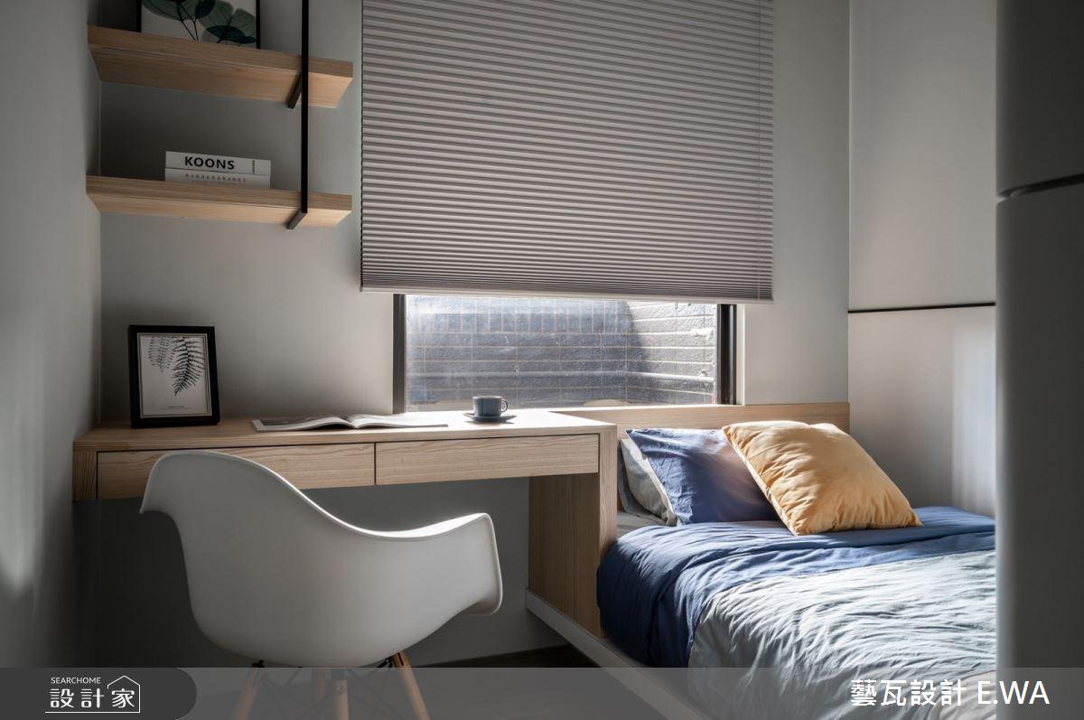 27坪新成屋(5年以下)_北歐風案例圖片_藝瓦室內設計_藝瓦_32之9