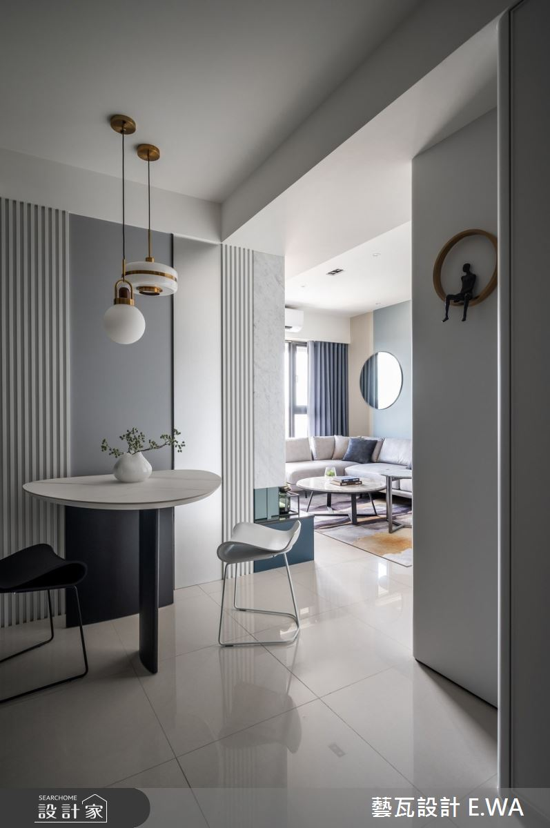 38坪新成屋(5年以下)_現代風案例圖片_藝瓦室內設計_藝瓦_33之3