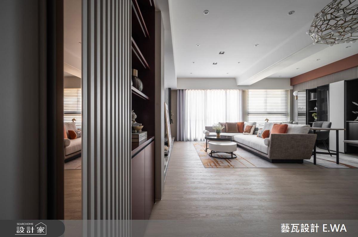 45坪新成屋(5年以下)_法式風案例圖片_藝瓦室內設計_藝瓦_34之3