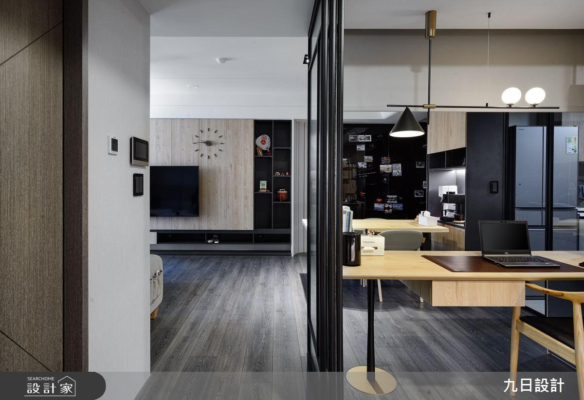 23坪新成屋(5年以下)_混搭風案例圖片_九日室內裝修設計_九日_18之9