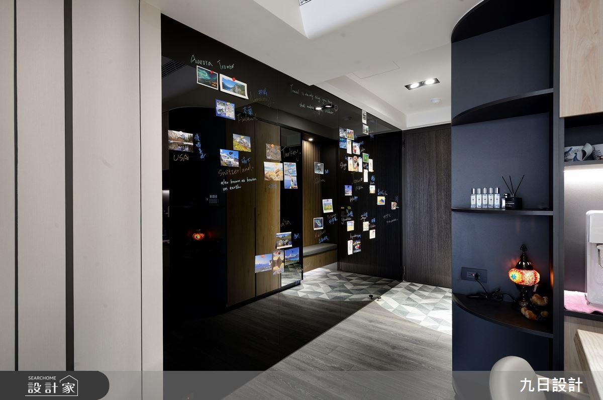 23坪新成屋(5年以下)_混搭風案例圖片_九日室內裝修設計_九日_18之2