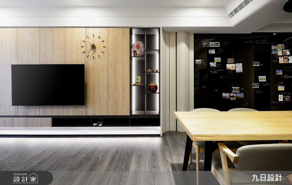 23坪新成屋(5年以下)_混搭風案例圖片_九日室內裝修設計_九日_18之3
