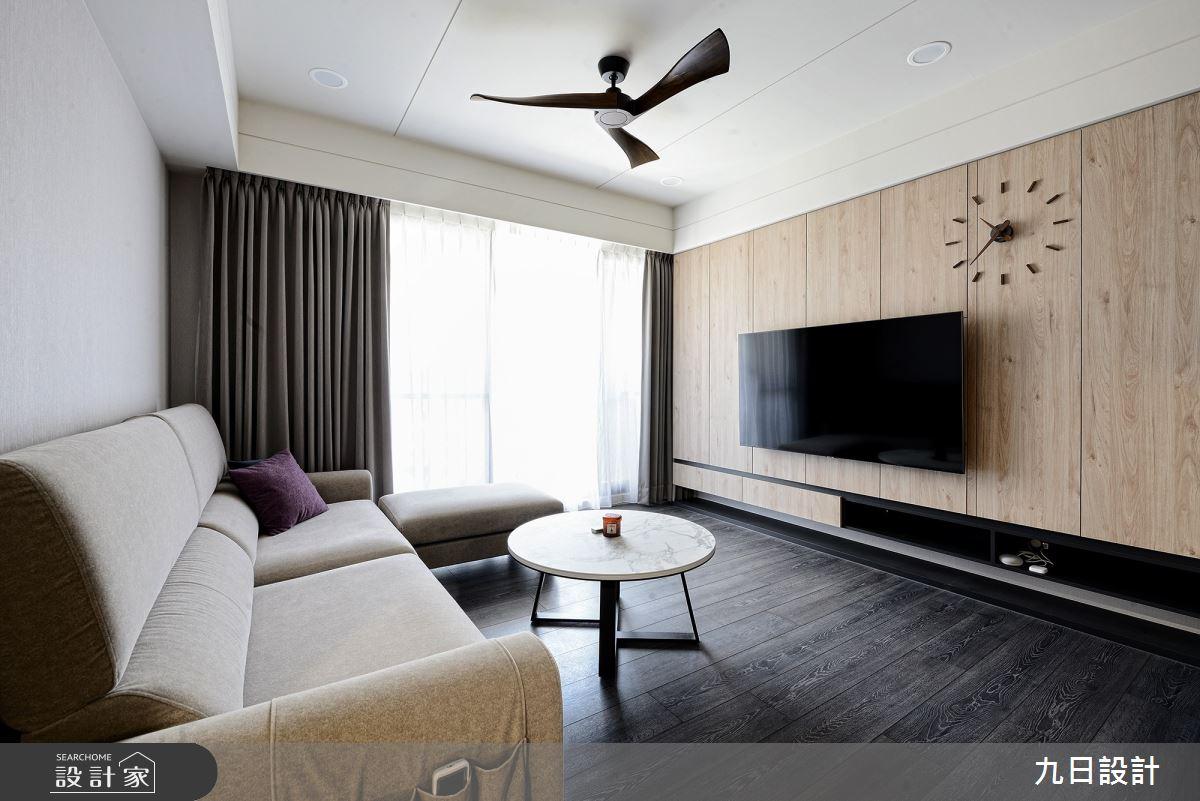 23坪新成屋(5年以下)_混搭風案例圖片_九日室內裝修設計_九日_18之4