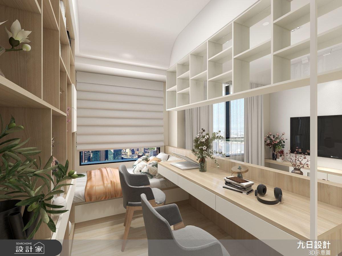 25坪預售屋_北歐風案例圖片_九日室內裝修設計_九日_19之5