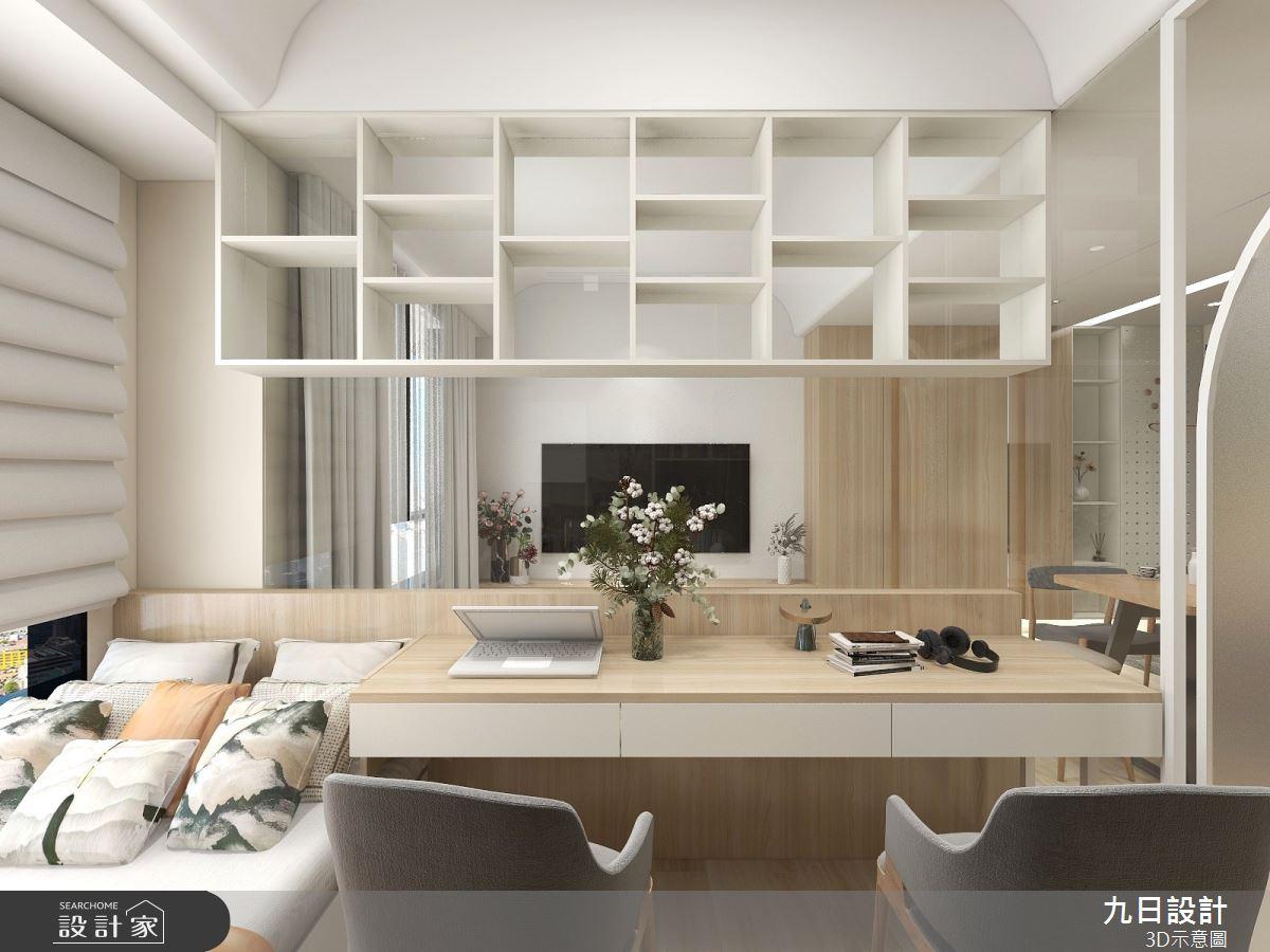 25坪預售屋_北歐風案例圖片_九日室內裝修設計_九日_19之6