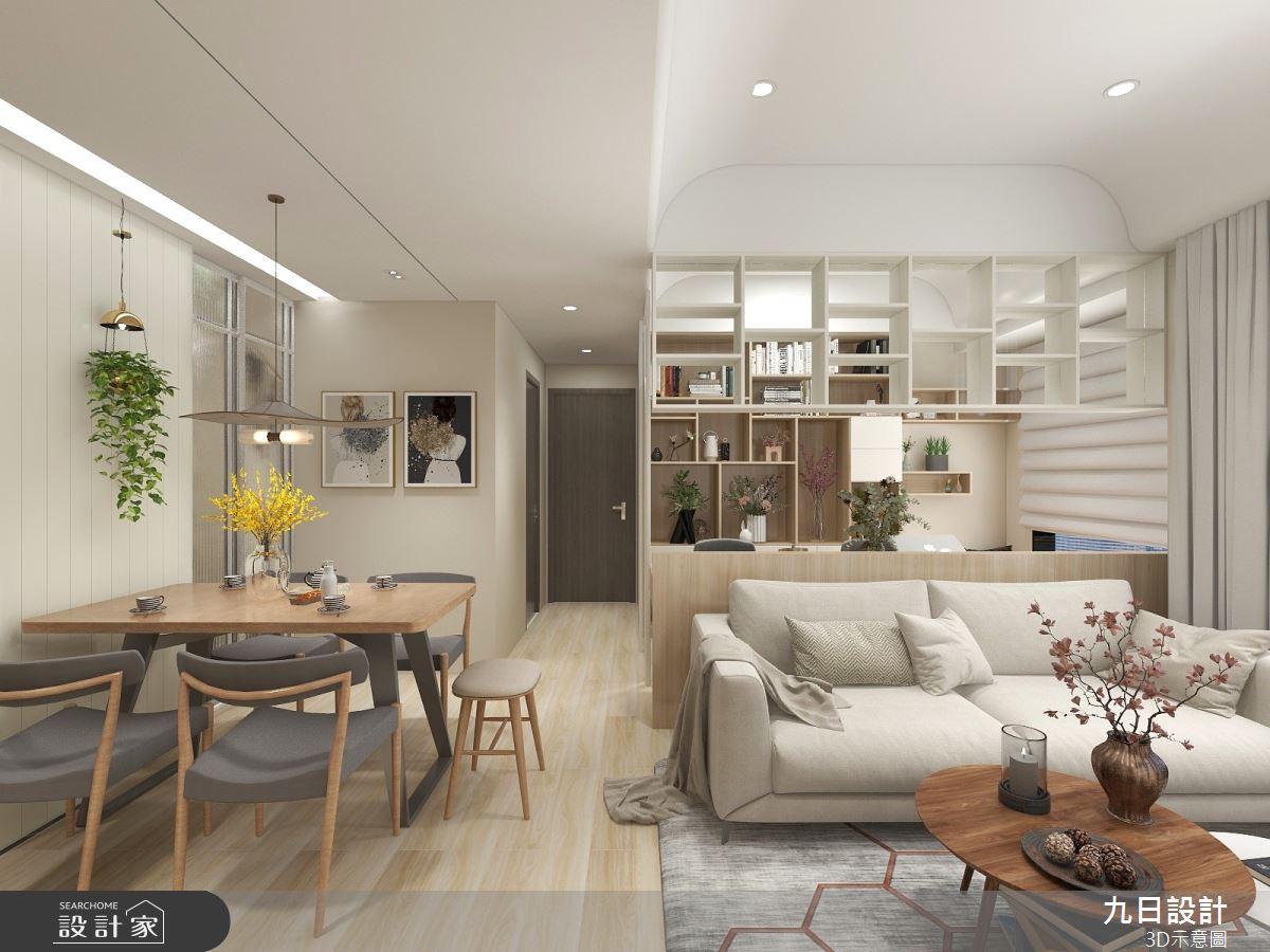25坪預售屋_北歐風案例圖片_九日室內裝修設計_九日_19之4
