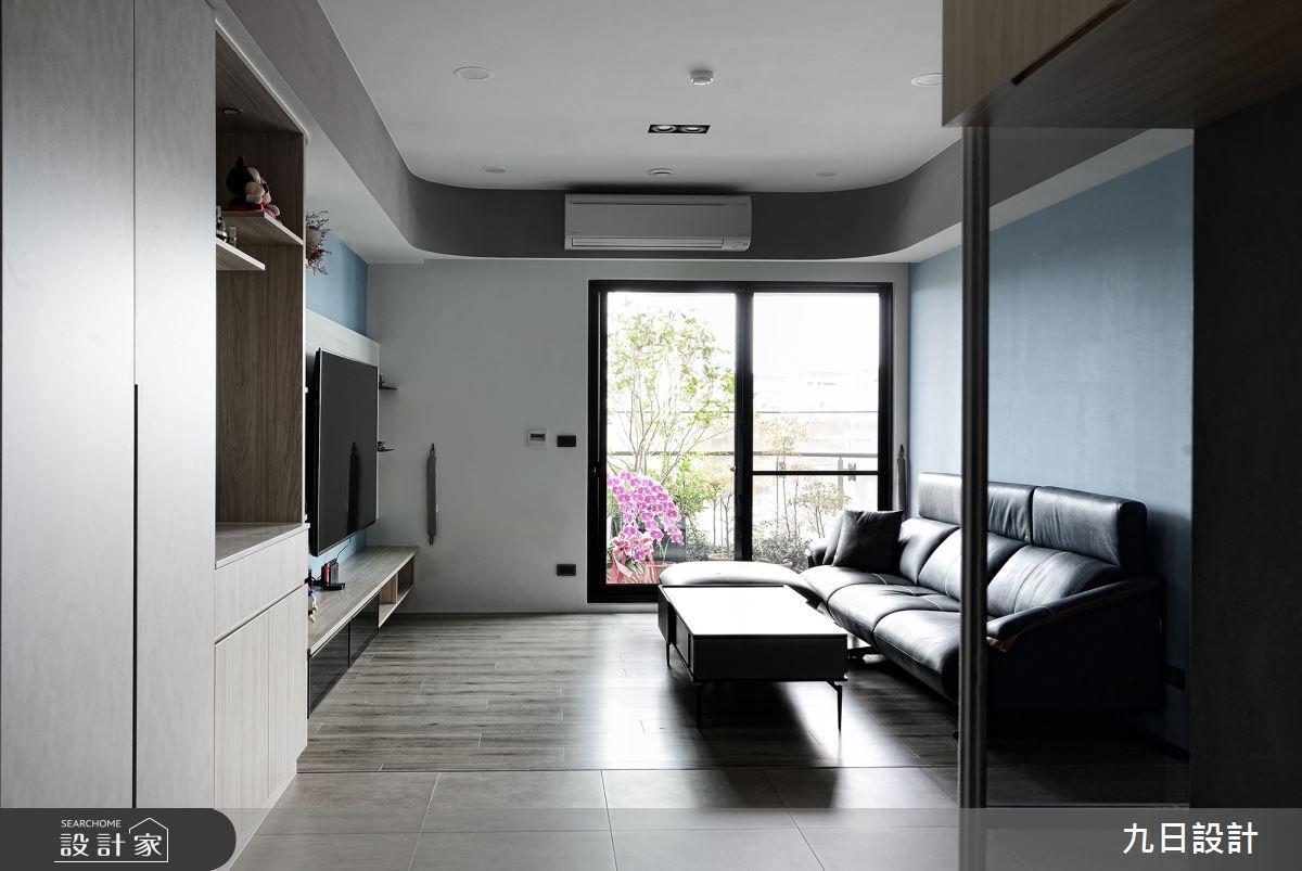 30坪新成屋(5年以下)_混搭風案例圖片_九日室內裝修設計_九日_20之6