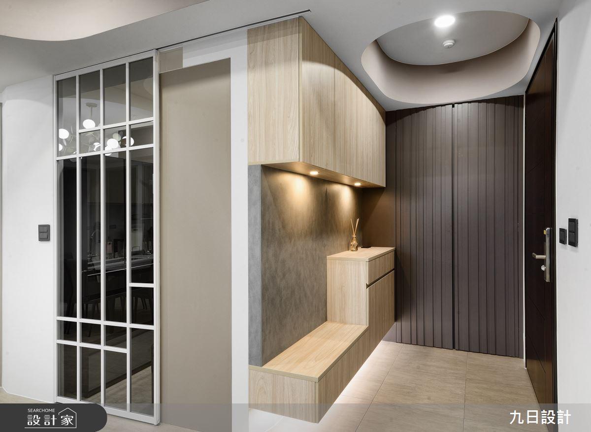 30坪新成屋(5年以下)_混搭風案例圖片_九日室內裝修設計_九日_20之1