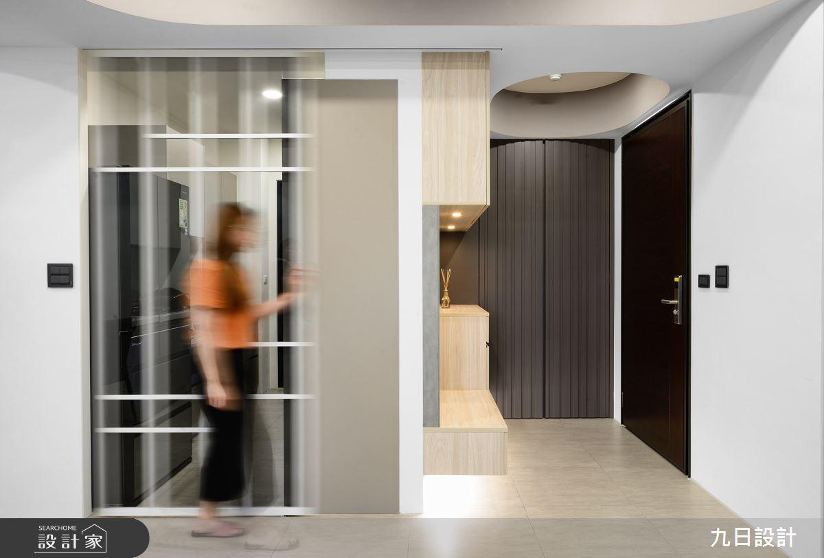 30坪新成屋(5年以下)_混搭風案例圖片_九日室內裝修設計_九日_20之2