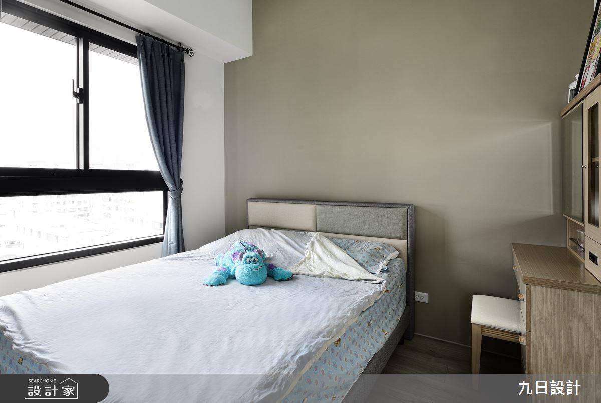 30坪新成屋(5年以下)_混搭風案例圖片_九日室內裝修設計_九日_20之15