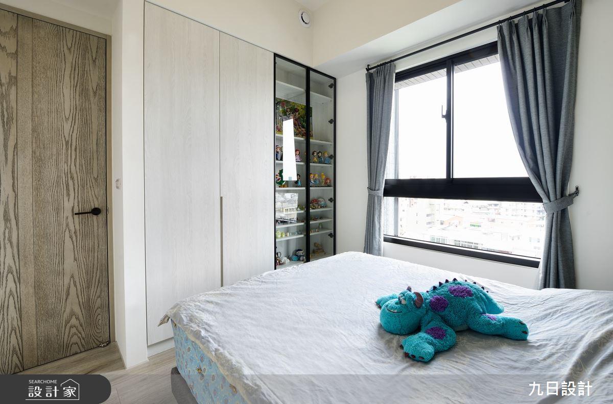 30坪新成屋(5年以下)_混搭風案例圖片_九日室內裝修設計_九日_20之14