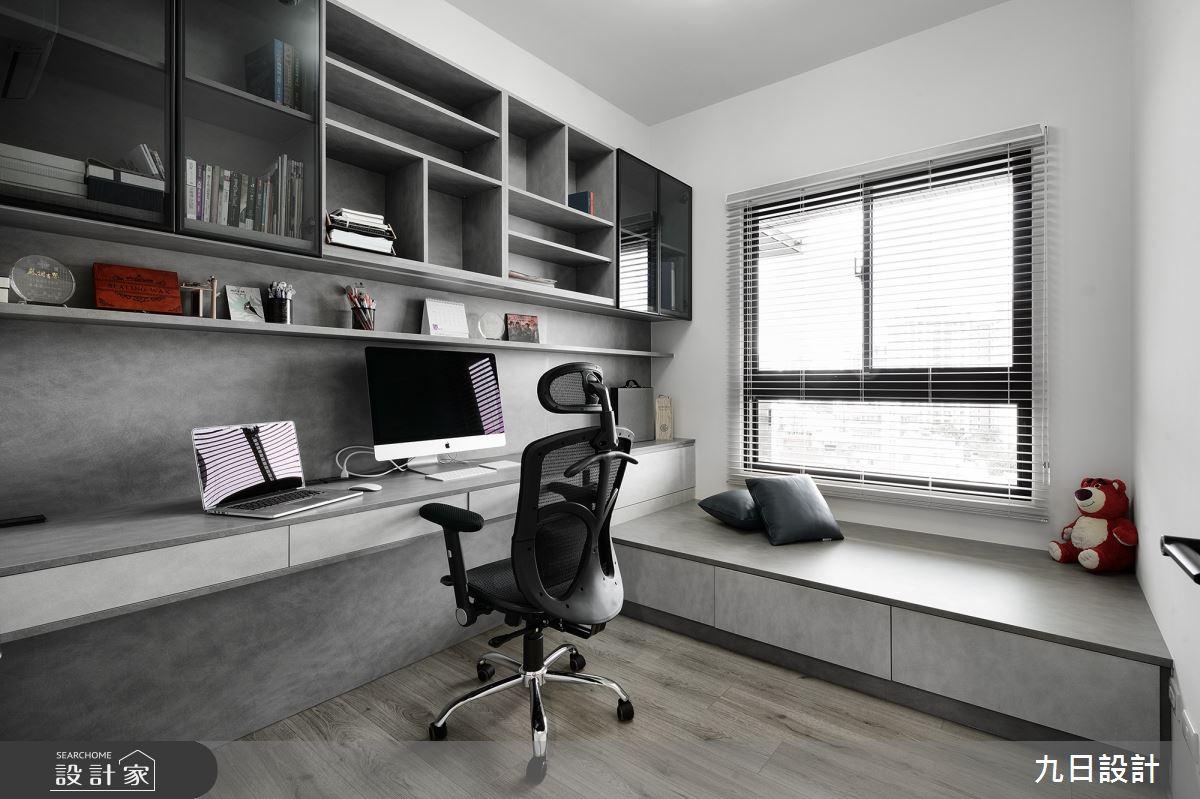30坪新成屋(5年以下)_混搭風案例圖片_九日室內裝修設計_九日_20之12