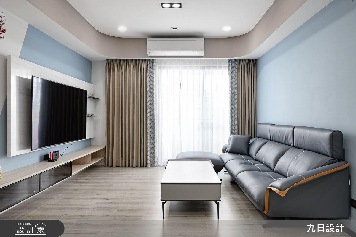 30坪新成屋(5年以下)_混搭風案例圖片_九日室內裝修設計_九日_20之9