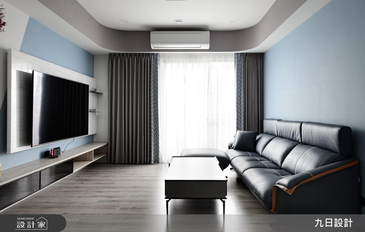 30坪新成屋(5年以下)_混搭風案例圖片_九日室內裝修設計_九日_20之8