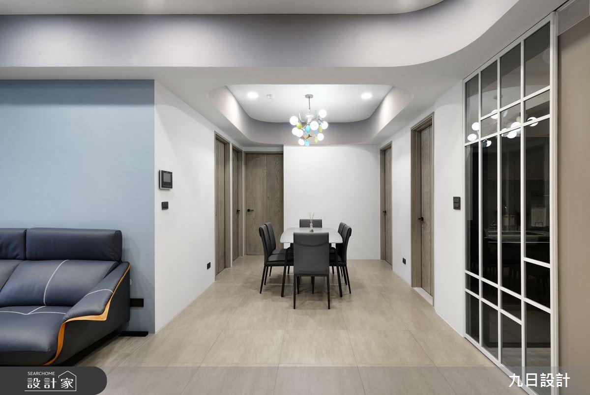 30坪新成屋(5年以下)_混搭風案例圖片_九日室內裝修設計_九日_20之11