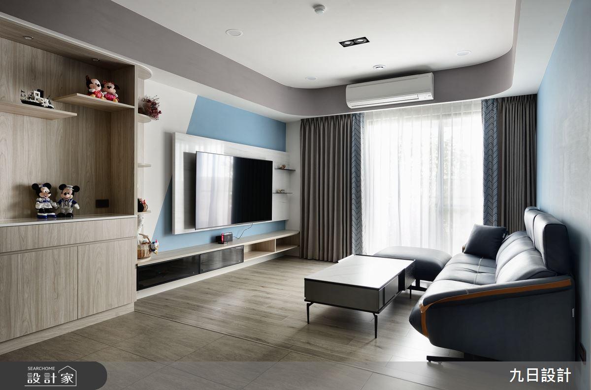 30坪新成屋(5年以下)_混搭風案例圖片_九日室內裝修設計_九日_20之7