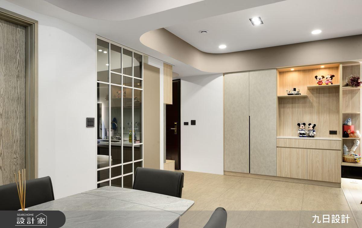 30坪新成屋(5年以下)_混搭風案例圖片_九日室內裝修設計_九日_20之3