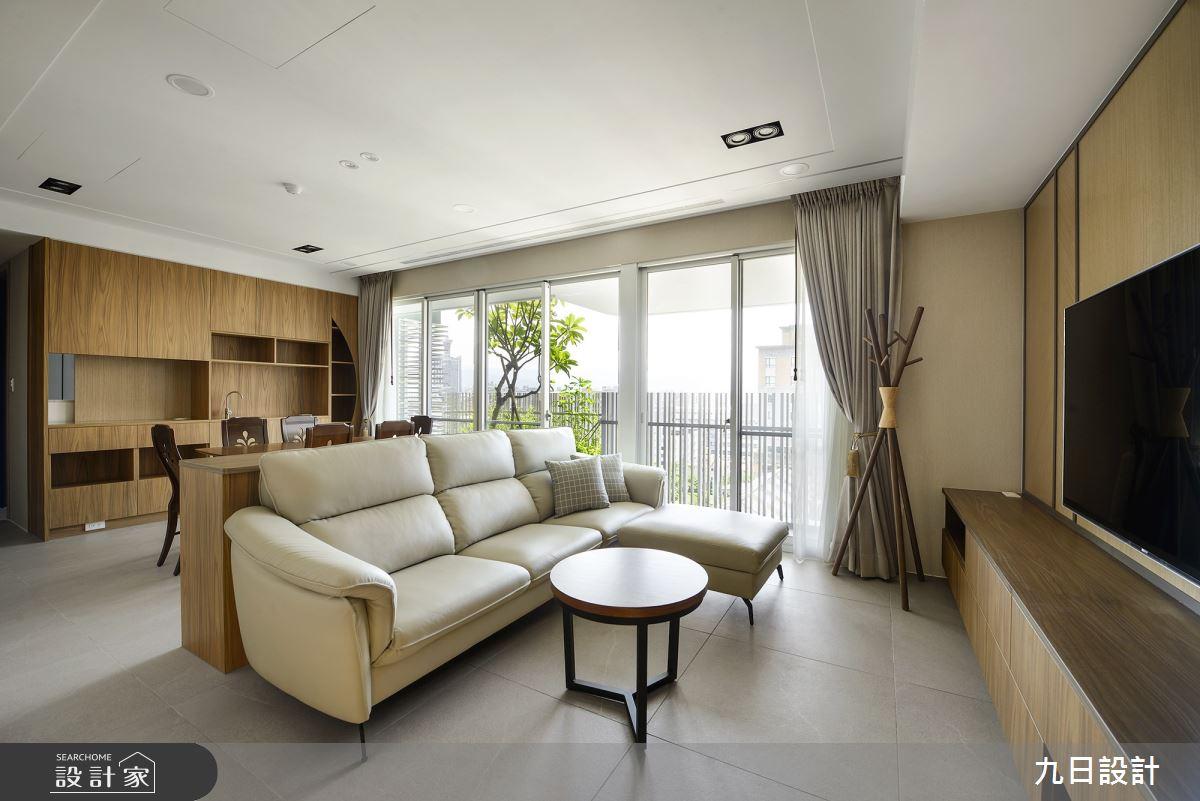 28坪新成屋(5年以下)_日式風案例圖片_九日室內裝修設計_九日_22之3