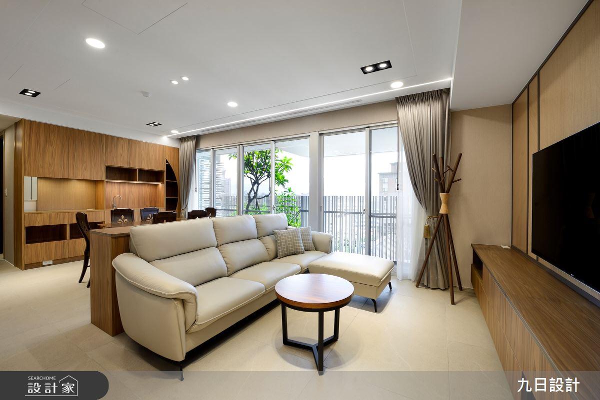 28坪新成屋(5年以下)_日式風案例圖片_九日室內裝修設計_九日_22之4