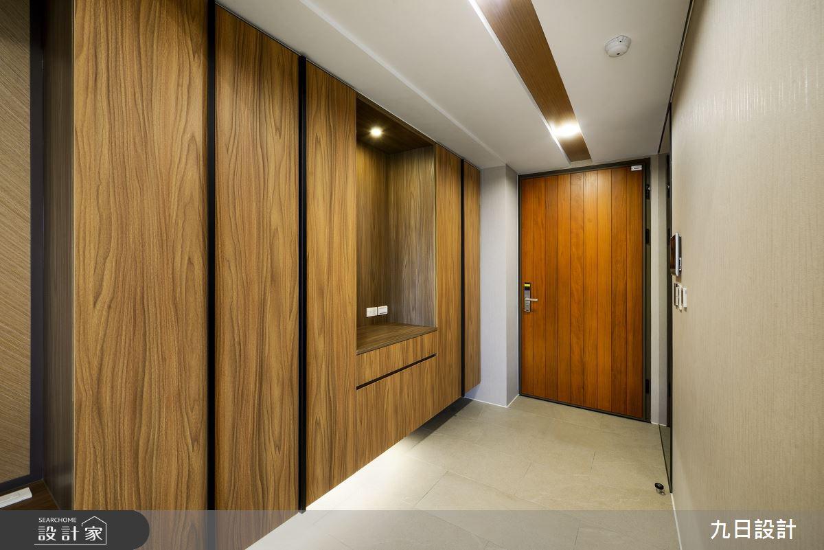 28坪新成屋(5年以下)_日式風案例圖片_九日室內裝修設計_九日_22之1