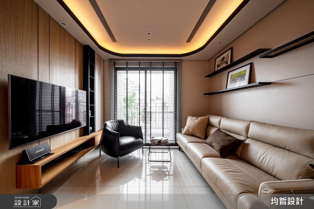 15坪新成屋(5年以下)_現代風案例圖片_均哲室內裝修設計有限公司_均哲_12之3