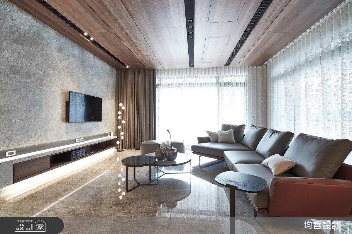 150坪新成屋(5年以下)_混搭風案例圖片_均哲室內裝修設計有限公司_均哲_13之2