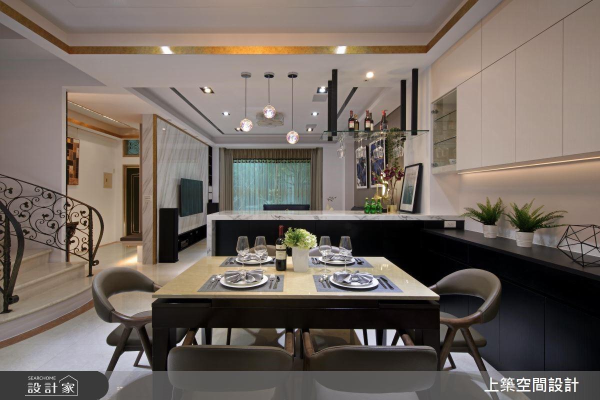 40坪中古屋(5~15年)_混搭風餐廳案例圖片_上築空間設計_上築_06之12