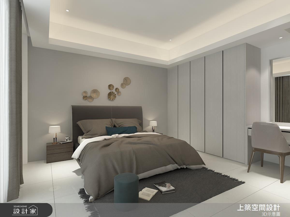 45坪中古屋(5~15年)_混搭風臥室案例圖片_上築空間設計_上築_16之5