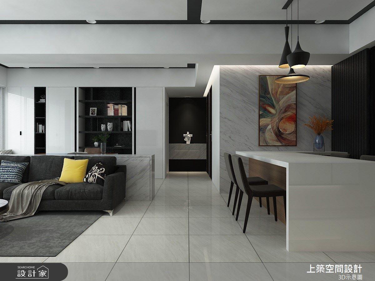 25坪_現代風餐廳案例圖片_上築空間設計_上築_27之5