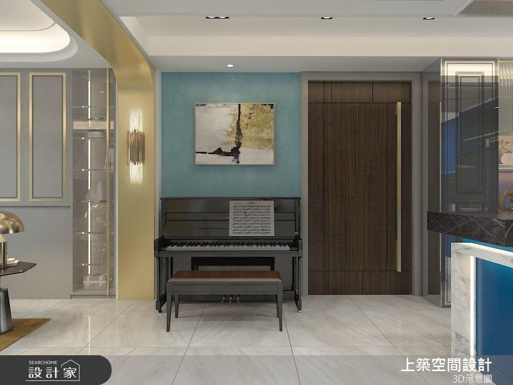 80坪新成屋(5年以下)_現代風案例圖片_上築空間設計_上築_40之3