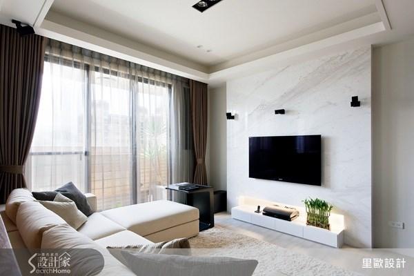 30坪新成屋(5年以下)_北歐風案例圖片_里歐室內設計_里歐_13之1