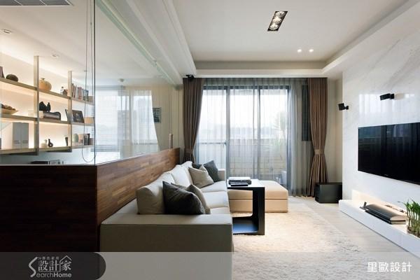 30坪新成屋(5年以下)_北歐風案例圖片_里歐室內設計_里歐_13之2