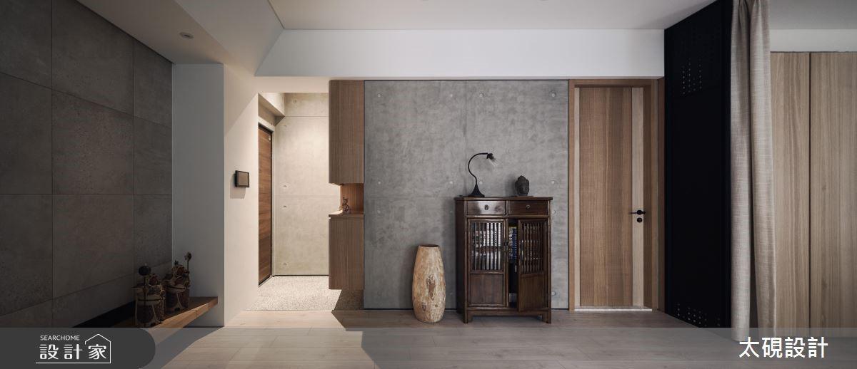 16坪新成屋(5年以下)_現代風客廳案例圖片_太硯室內裝修有限公司_太硯_03之4