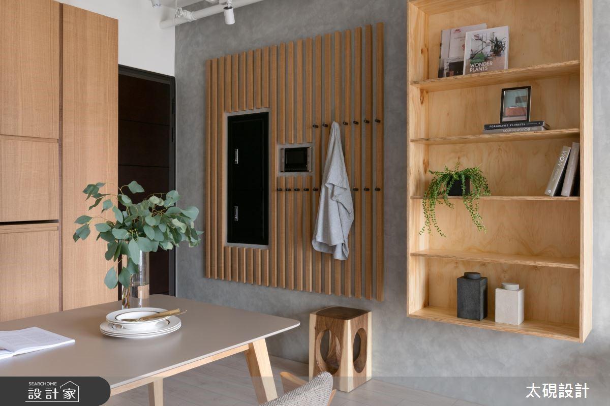 16坪新成屋(5年以下)_休閒風餐廳案例圖片_太硯室內裝修有限公司_太硯_04之2