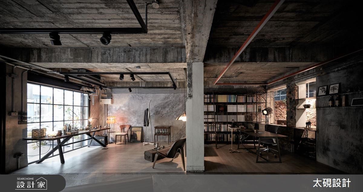 24坪老屋(16~30年)_工業風商業空間案例圖片_太硯室內裝修有限公司_太硯_05之3