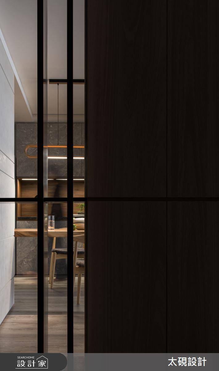 23坪新成屋(5年以下)_簡約風玄關案例圖片_太硯室內裝修有限公司_太硯_06之2