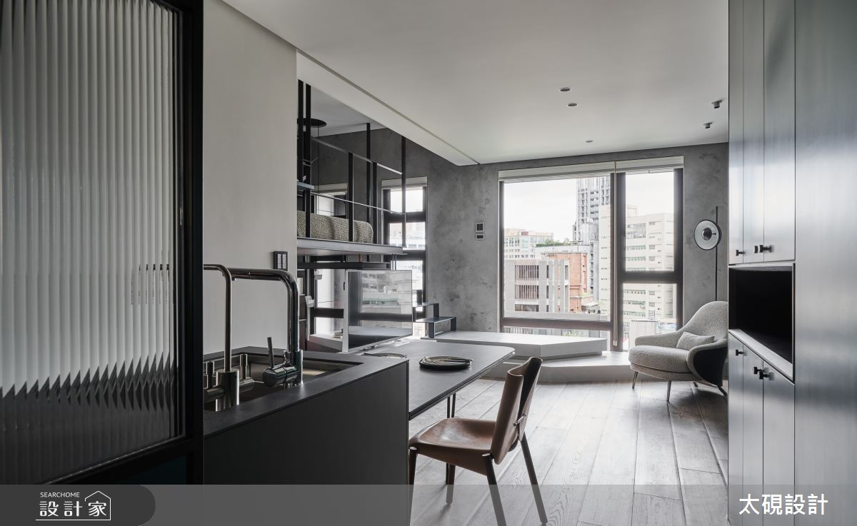 13坪新成屋(5年以下)_現代風餐廳案例圖片_太硯室內裝修有限公司_太硯_11之3
