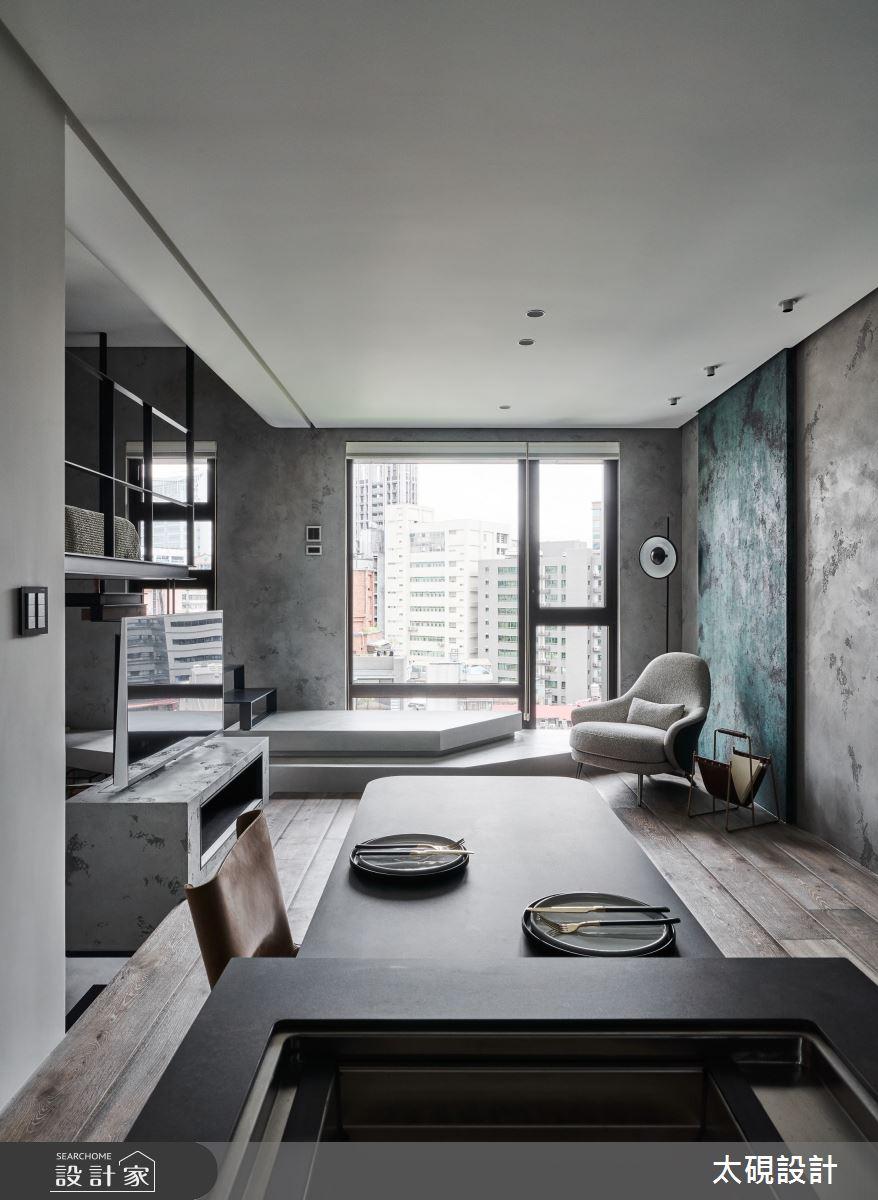 13坪新成屋(5年以下)_現代風餐廳案例圖片_太硯室內裝修有限公司_太硯_11之4