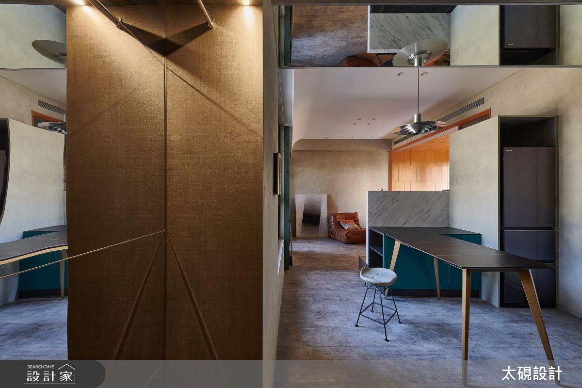 10坪中古屋(5~15年)_現代風餐廳案例圖片_太硯室內裝修有限公司_太硯_15之3