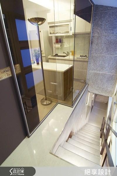 _現代風樓梯案例圖片_絕享設計_絕享設計/絕享設計團隊之4