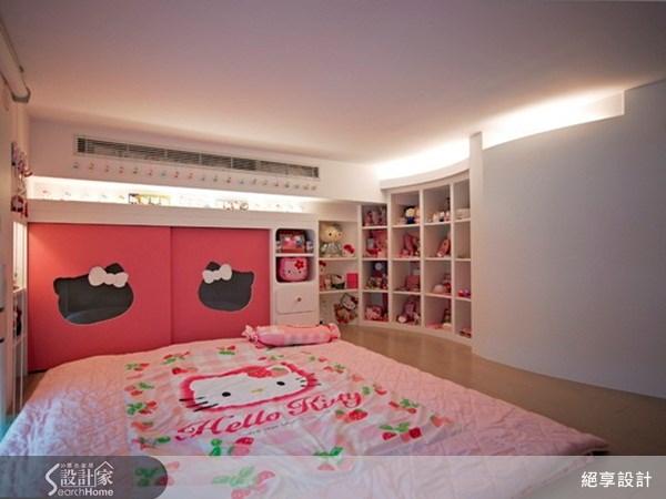 60坪新成屋(5年以下)_混搭風兒童房兒童房案例圖片_絕享設計_絕享_39之19