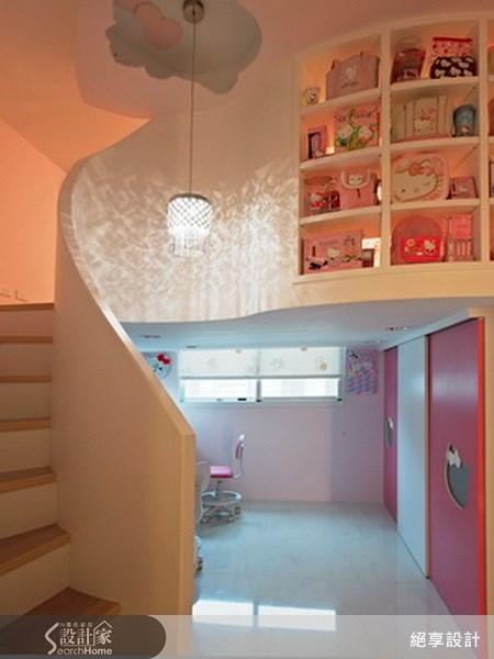 60坪新成屋(5年以下)_混搭風兒童房兒童房案例圖片_絕享設計_絕享_39之18