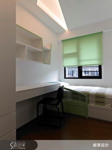 18坪新成屋(5年以下)_現代風臥室案例圖片_絕享設計_絕享_42之19