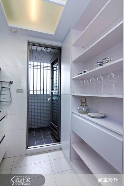 11坪新成屋(5年以下)_混搭風廚房案例圖片_絕享設計_絕享_48之17