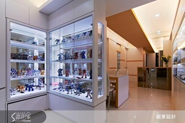 25坪新成屋(5年以下)_現代風儲藏室案例圖片_絕享設計_絕享_52之4