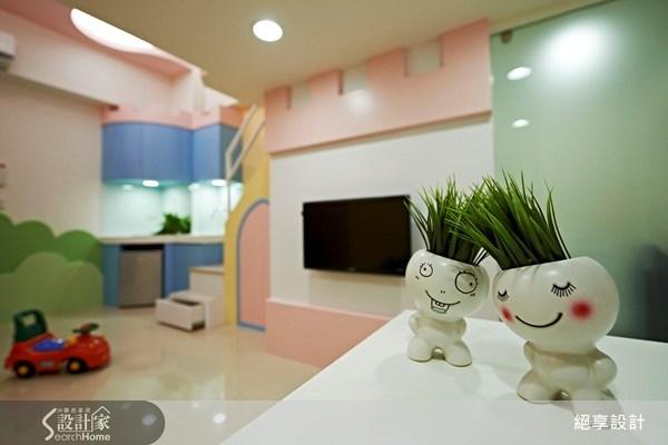 6坪_兒童房兒童房案例圖片_絕享設計_絕享_54之2