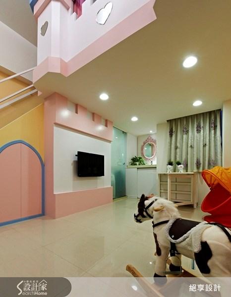 6坪_兒童房兒童房案例圖片_絕享設計_絕享_54之3